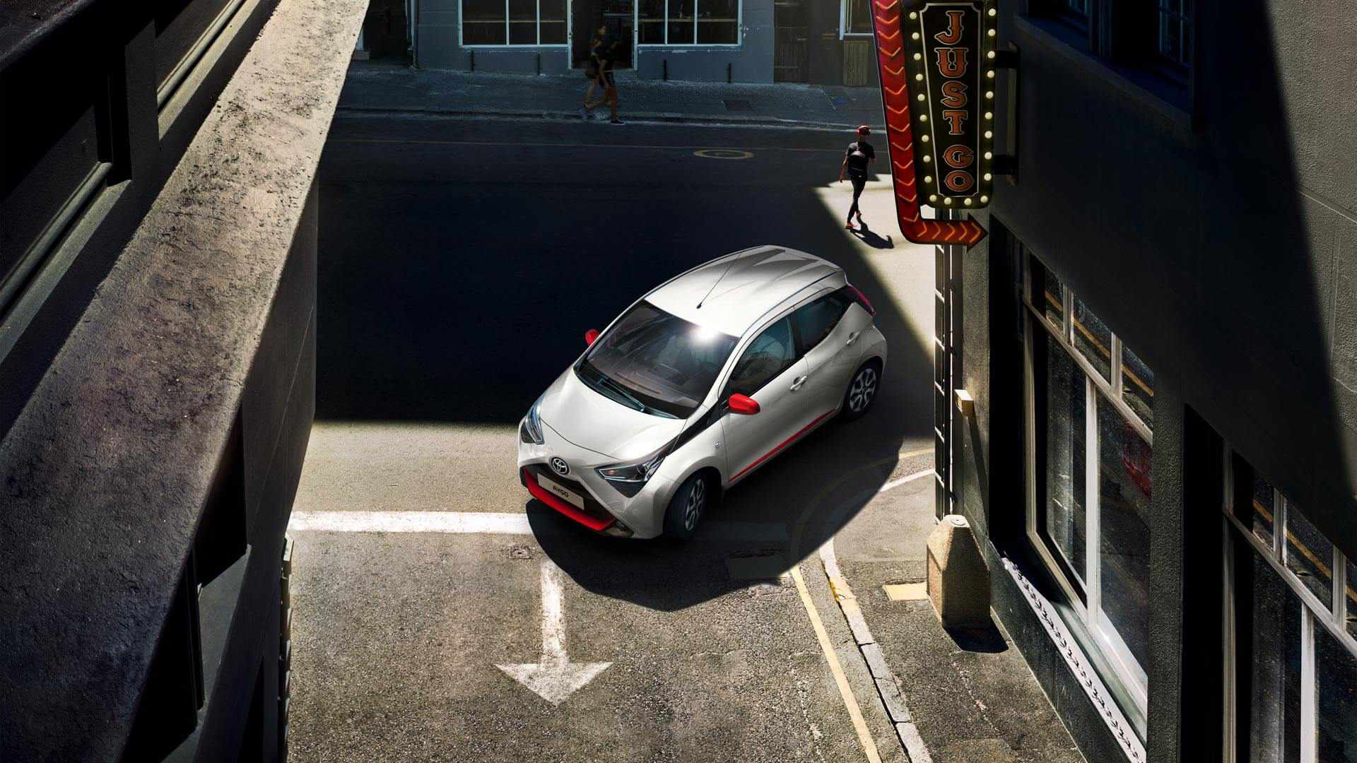 Toyota aygo 2018 gallery full tcm - garage automobile voreppe